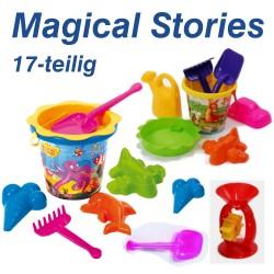 Eimergarnitur Set Magical Stories
