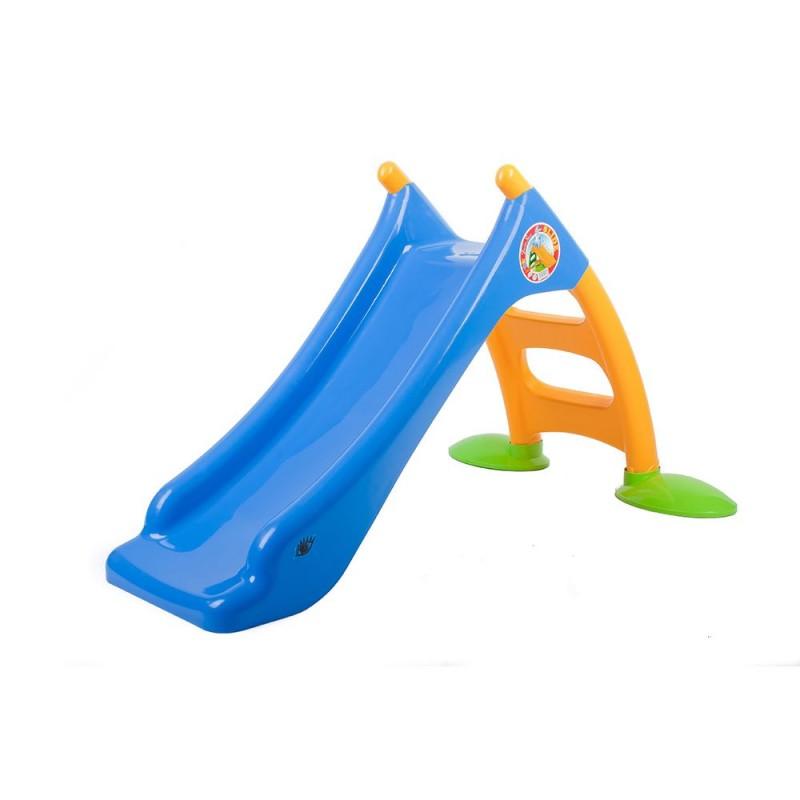 Rutsche Kinderrutsche 120cm Rutschbahn blau