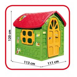 "Spielhaus ""MAXI"" bunt,..."