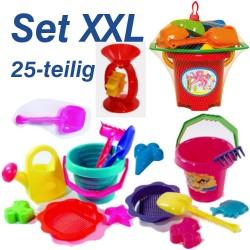 Eimergarnitur Set XXL...