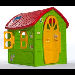 Kinderspielhaus extra groß...