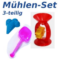 Mühlen-Set 3-teilig