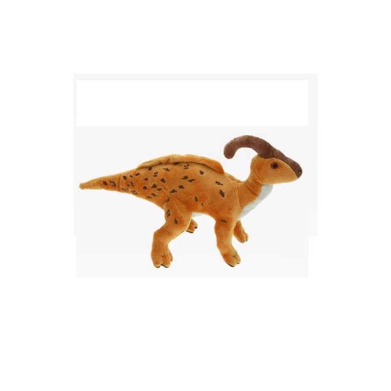 Plüsch Dinosaurier Parasaurolophus super weich 35cm