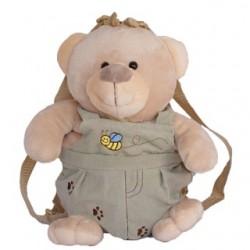 Plüschrucksack Bär 40cm