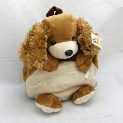 Plüschrucksack Hund 35cm