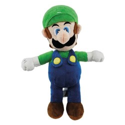 Plüss Nintendo Figur Luigi Plüsch 30cm