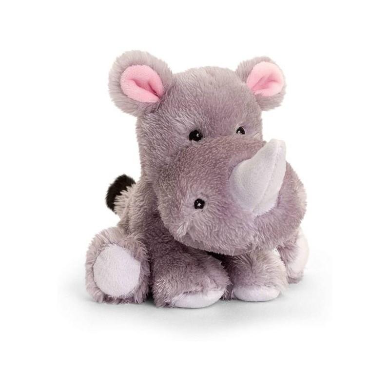 Keel Toys Plüschtier Pippins Nashorn 14cm