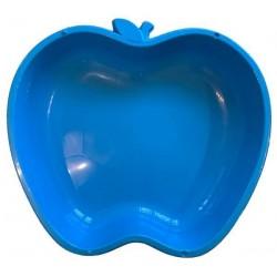 Apfel Sandkasten Planschbecken XL blau