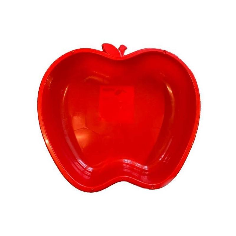 Apfel Sandkasten Planschbecken XL rot