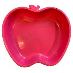 Apfel Sandkasten Planschbecken XL rosa