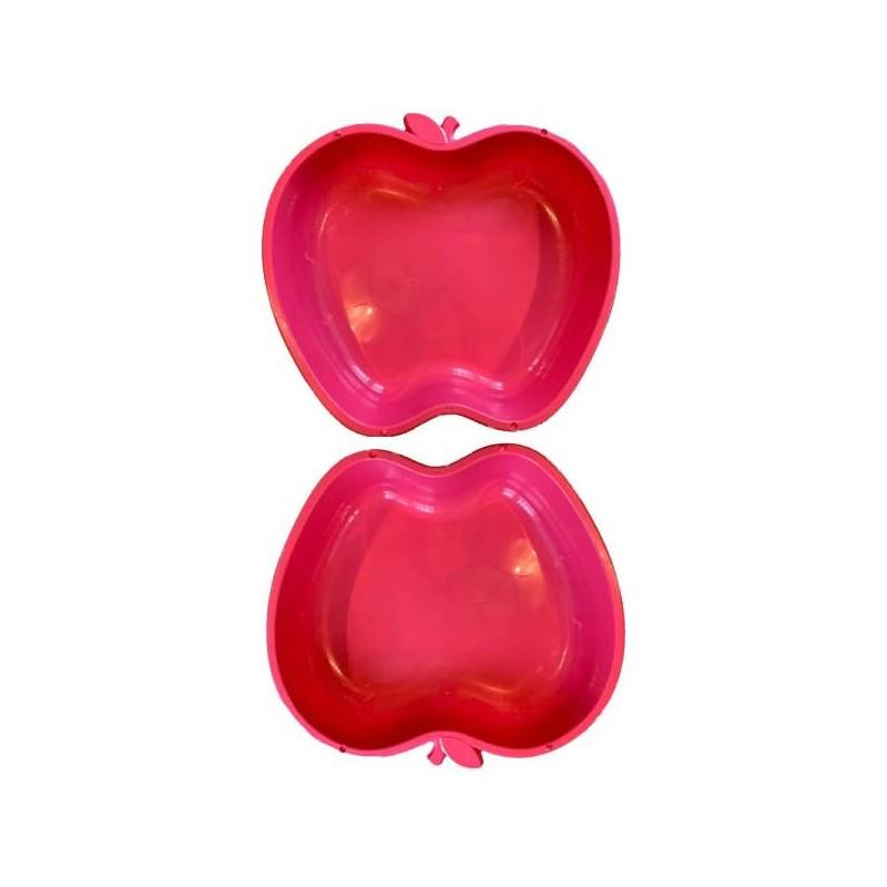 Apfel Sandkasten Planschbecken XL 2x rosa